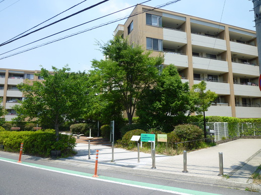 アトラスアリーナ武蔵新城ホーフハウス -写真