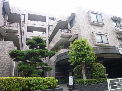 クレッセント武蔵新城 -写真
