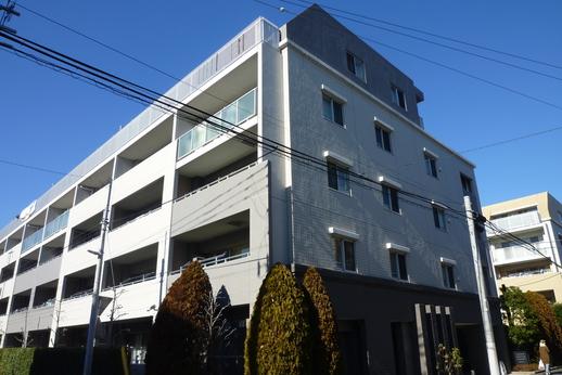 クレストフォルム武蔵新城サウススクエア -写真
