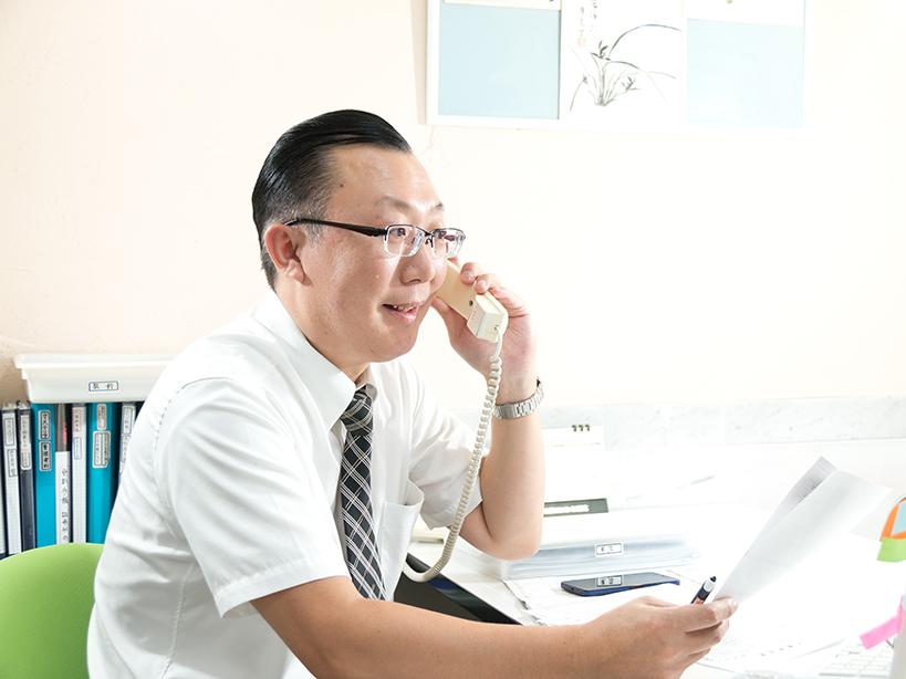 店長 小野 万博(おの たかひろ)